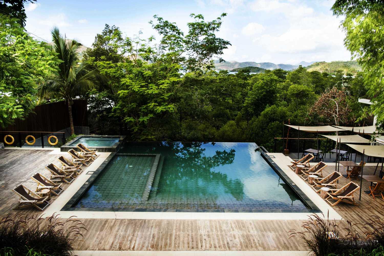 【科隆島Coron】住宿:The Funny Lion Inn 趣獅飯店 小巧精美擁有令人尖叫的無邊際泳池