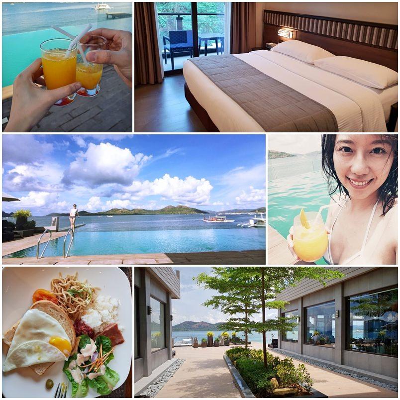 【科隆島Coron】住宿:Two Seasons Coron Bayside Hotel 兩季海灣無敵海景度假酒店
