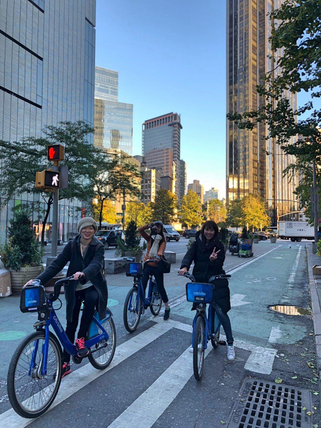【紐約】Citi Bike租借,單車漫遊曼哈頓,NY City的在地體驗
