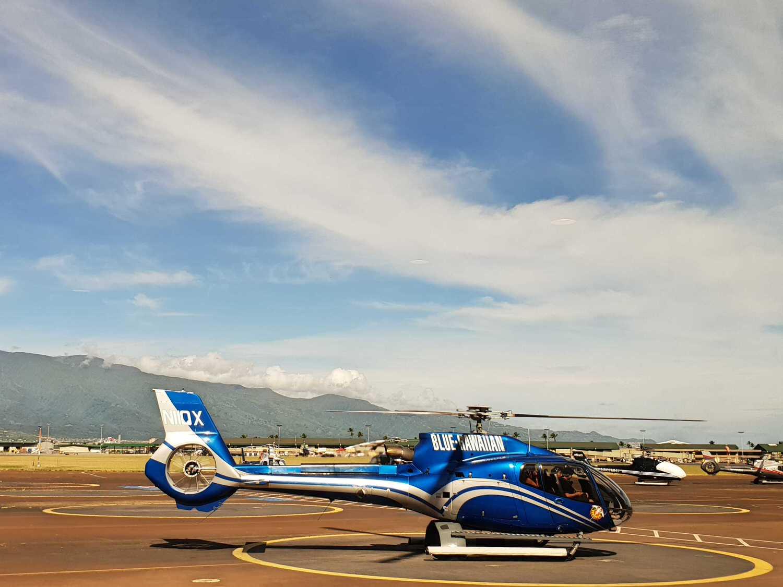 【夏威夷-Maui】 直升機俯瞰茂宜島必玩體驗,順道帶上Geste Shrimp Truck美味蝦飯餐車