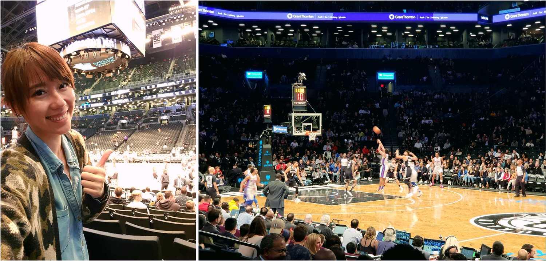 【紐約】 NBA Ticketmaster購票安心又方便,近距離超high初體驗!