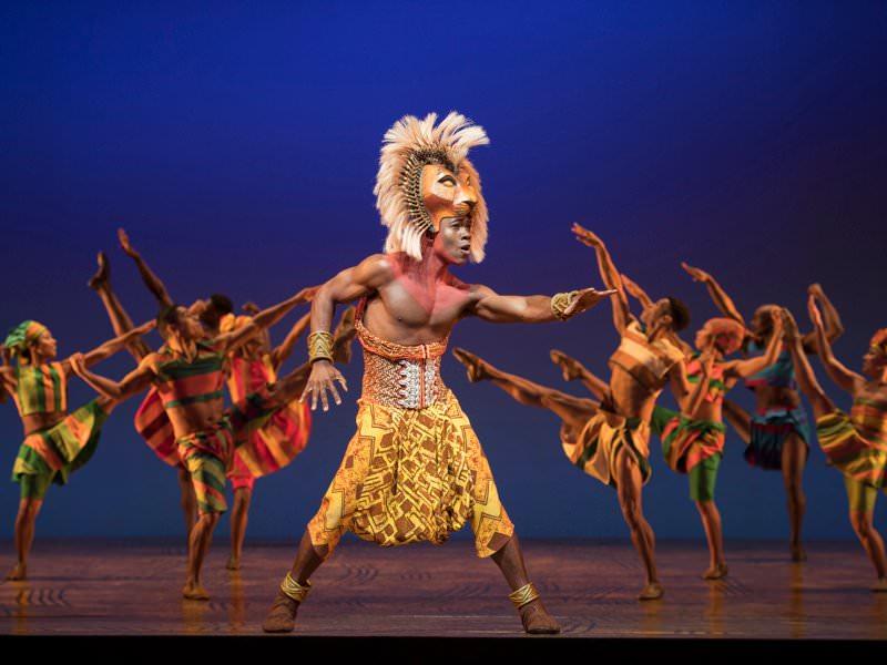 【紐約】百老匯-獅子王推薦購票、選座位筆記分享