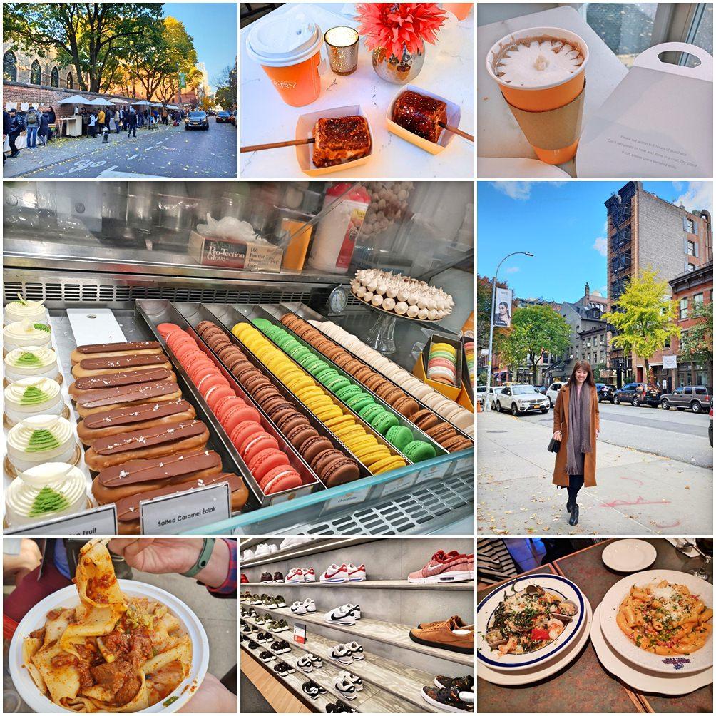 【紐約】SOHO美食逛街聖地,小義大利、中國城一街之隔,一日吃逛不完!