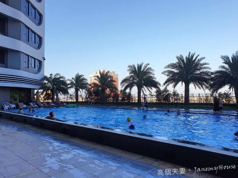 宜蘭羅東親子住宿推薦村却國際溫泉酒店泳池