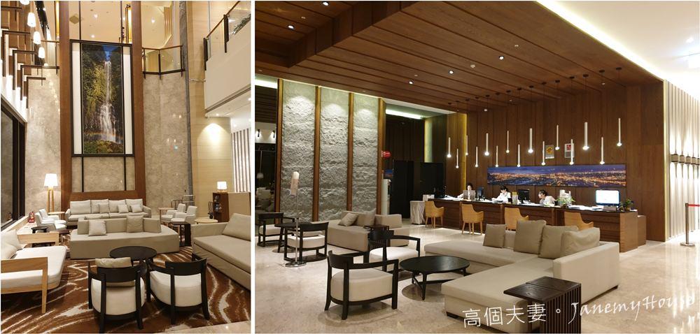 宜蘭羅東親子住宿推薦村却國際溫泉酒店大廳