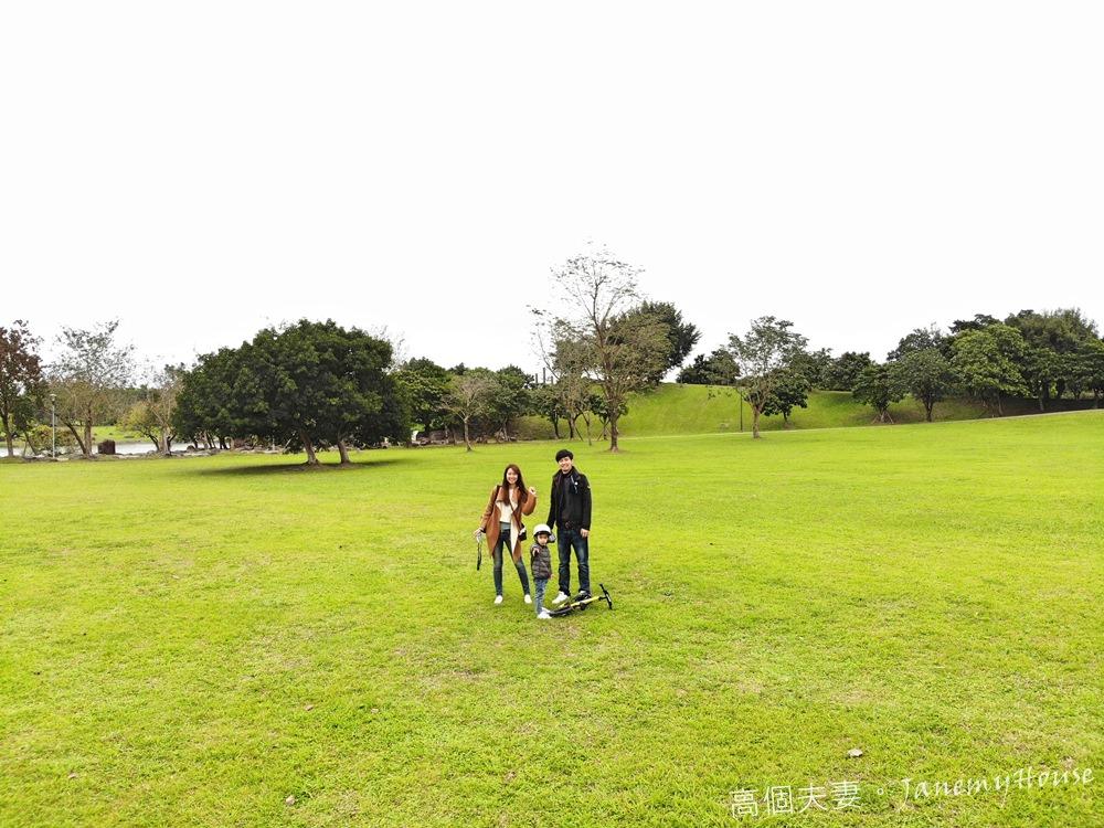 羅東運動公園落羽松親子遊