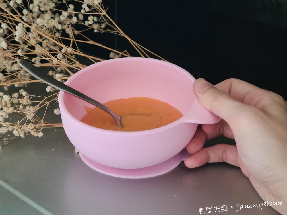 Chicco矽膠吸盤碗