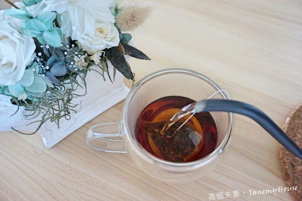 貓奉茶紅玉紅茶包