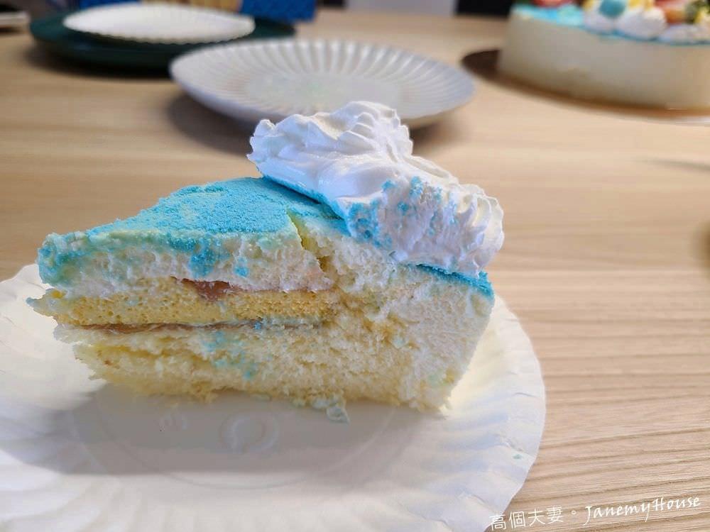 85度C限量汪汪隊立大功造型蛋糕-阿奇蛋糕